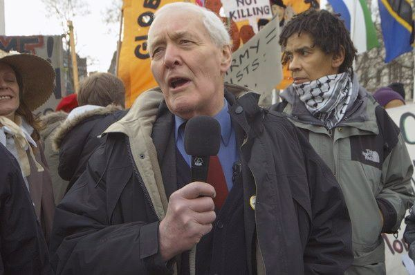 Tony Benn: Would you buy a car from this man?