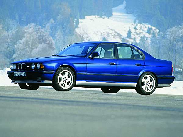 Imagine a Rover 800 replacement based on the BMW E34? Would it have been a goer?