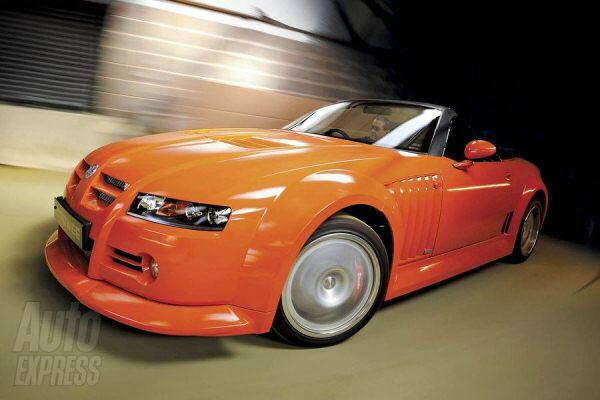 MG XPower SV - or is it something else?