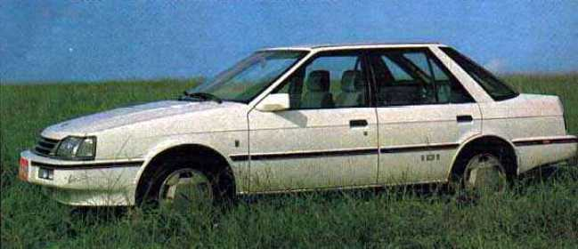 Austin Montego, or is it the Yue Loong Feeling?