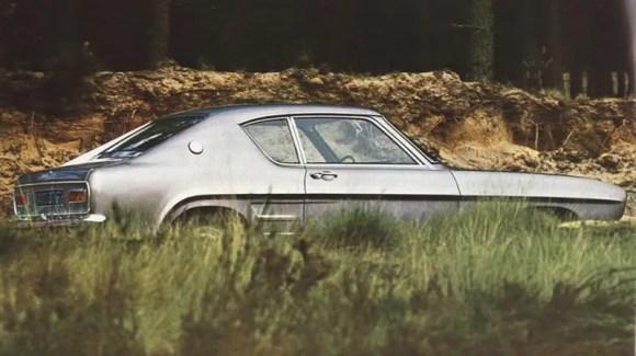 Ford Capri prototype