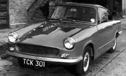 1963 Bond GT 2+2 Equipe