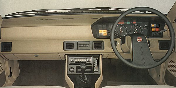 "The Tagora lacked appeal at so many levels, it is difficult to know where to start. The interior design was one area left wanting, thanks to a plain dashboard design and a lack of ""chintz"" so beloved of the early 1980s executive car buyer..."