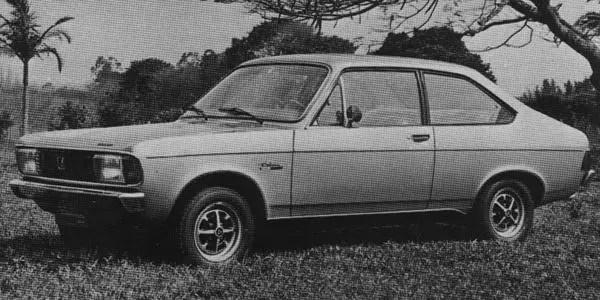 Dodge Polara Gran Luxo (World Cars 1980)