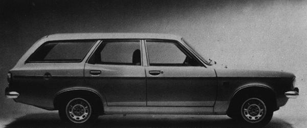 Volkswagen Dodge 1500 M 1.8 Rural W (World Cars 1982)