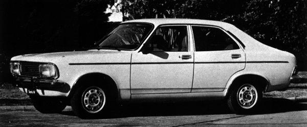 Volkswagen Dodge 1500 W (World Cars 1982)