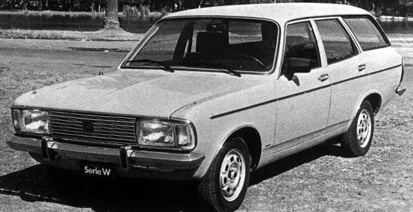 Volkswagen Dodge 1500 M 1.8 Rural W (World Cars 1981)