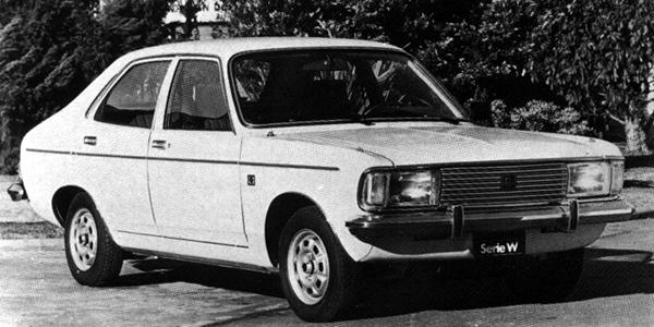 Volkswagen Dodge 1500 M 1.8 W (World Cars 1981)
