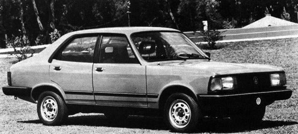 Volkswagen 1500 W (World Cars 1985)