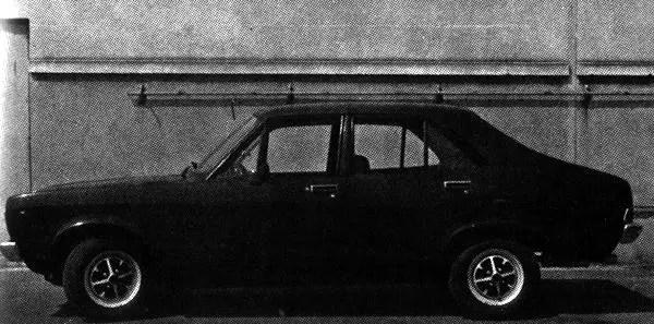 Dodge 1800 GT 100 (World Cars 1975)