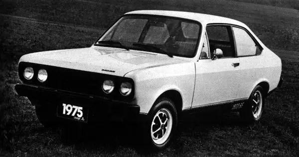 Dodge 1800 SE Coupé (World Cars 1975)