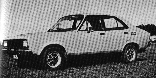 Dodge 1500 GT 100 (World Cars 1976)