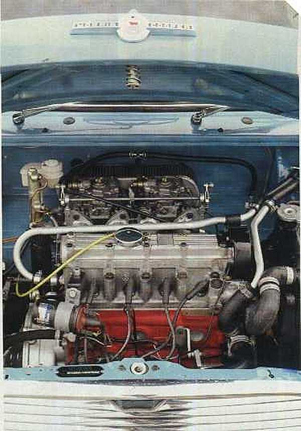 The OHC A-series engine, as produced by BL Technology: The engine is one of only four OHC A-series engines built by BL Technology during the 1970s, one of the others is in Gaydon (Pictured at the top of the page). The head is aluminium with 36.5mm inlet and 30mm exhaust valves.