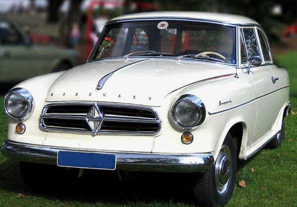 Borgward Isabella is still highly regarded