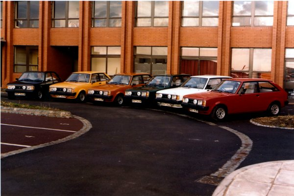 Greater Manchester Police was the only force to the use the Talbot Sunbeam Lotus...