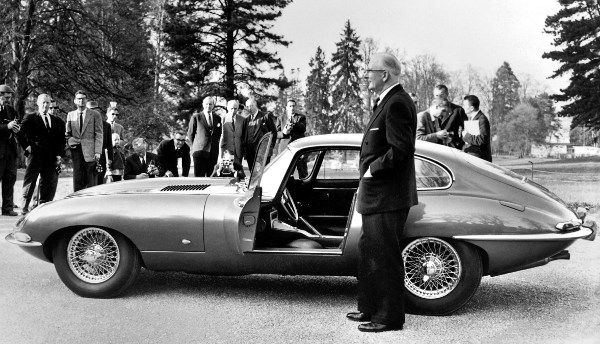 William Lyons and the E-type