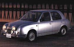 Click for rear view of the Mitsuoka Viewt