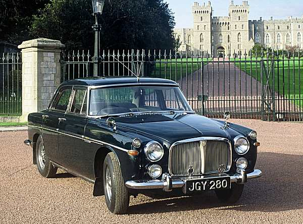 The Rover P5B is still seen by many as the quintessential Rover. What the company needs now is to produce the modern equivalent, and base the range upon it.