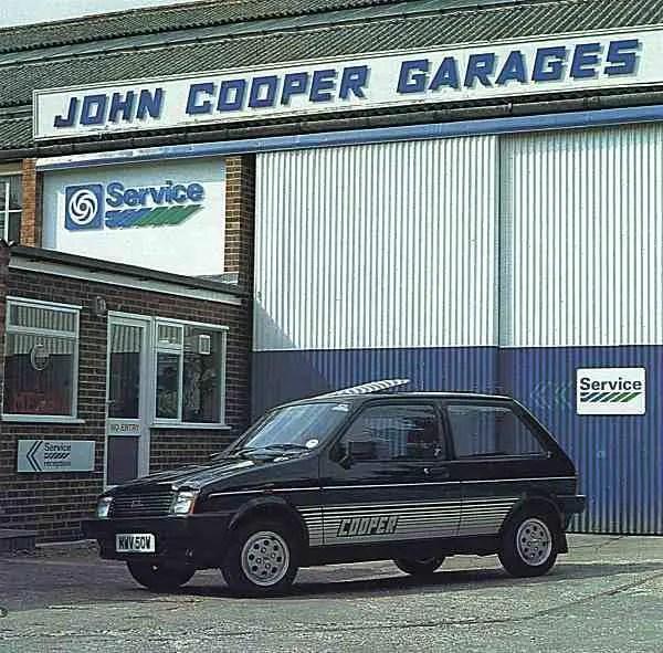 The Cars : Mini Cooper Development Story