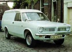 1975 Austin Morris 7cwt van