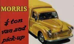Morris O-type van