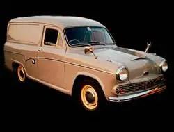1970 Austin A60 van
