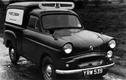 1961 Standard 7cwt van