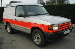 1994 Land Rover Discovery van