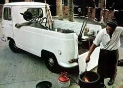Austin Morris J4 pick-up