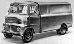 Leyland long-wheelbase 2-tonner