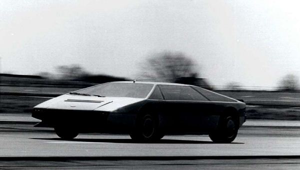 The 1979 Alvis TJ21 combined Aston Martin turbocharged power with William Towns styling.