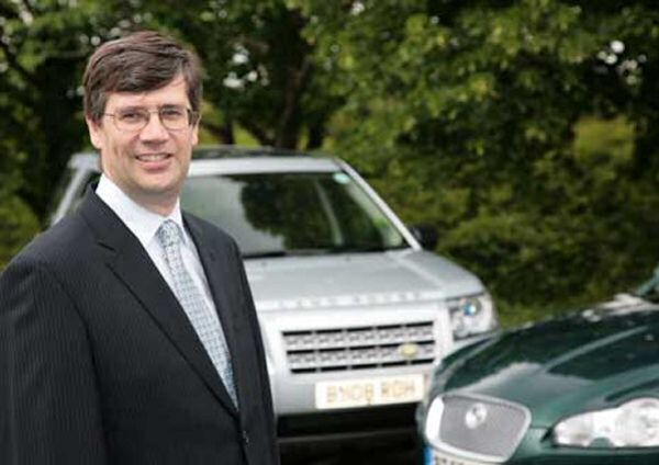 JLR Chief Executive David Smith feels there are too many bland foreign cars on the road...