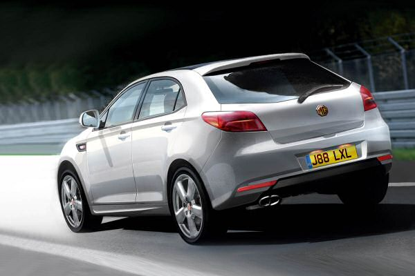 MG ZS (image rendering: Auto Express)