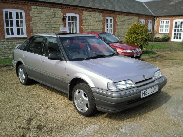 Rover 216GTi - is it the end of the road?
