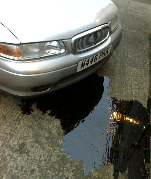 Rover 400 ownership started out with good intentions
