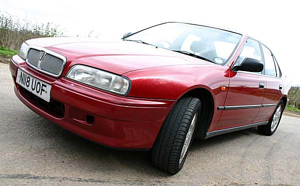 rover 600 the bypassed future classic aronline rover 220 rover 620 wiring  diagram