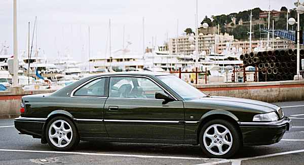 Vitesse Sport Coupé at rest by the Monaco harbour. Funnily enough, it did not look too out of place among the Bentleys, Ferraris, Aston Martins and Mercedes-Benzes at Casino Square either...