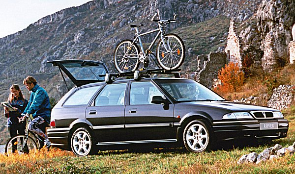 Tourer model was not so much as a capacious hold-all, but a lifestyle estate cast in the mould of the Audi 80 Avant and BMW 3-Series Touring.