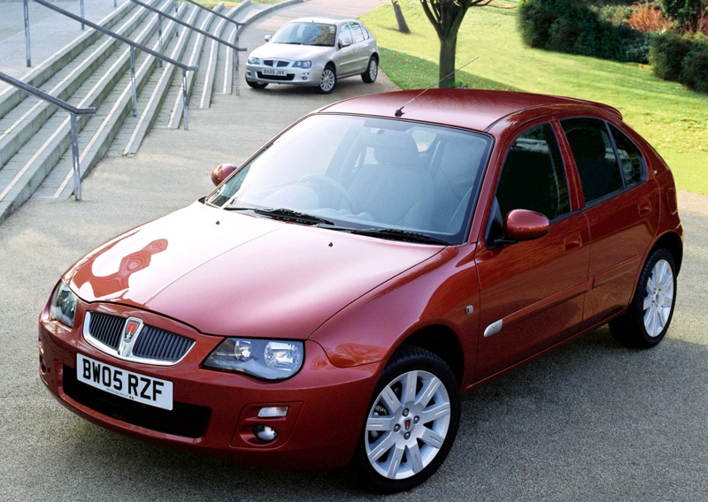 Buying Guide Rover 25mg Zr Aronline