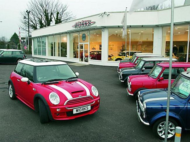 MINI Cooper S Works proved a substantial hit...