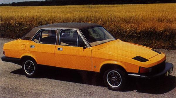 The British Leyland Safety Research Vehicles