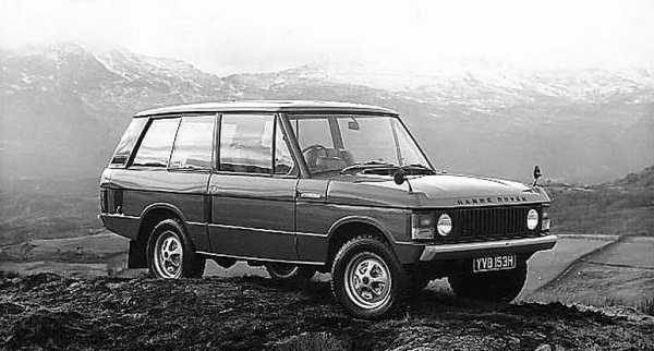 There is not a lot to be said that hasn't been already about the style of the Range Rover. Quite simply, this 1970 car was just about perfect in every detail (picture supplied by Graham Arnold).
