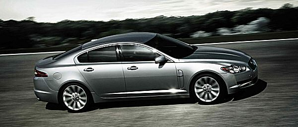 Jaguar XF is doing the business for Jaguar...