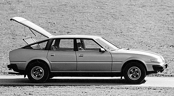 """Thousands of these vehicles poured out of the new SD1 factory, and they looked magnificent"""