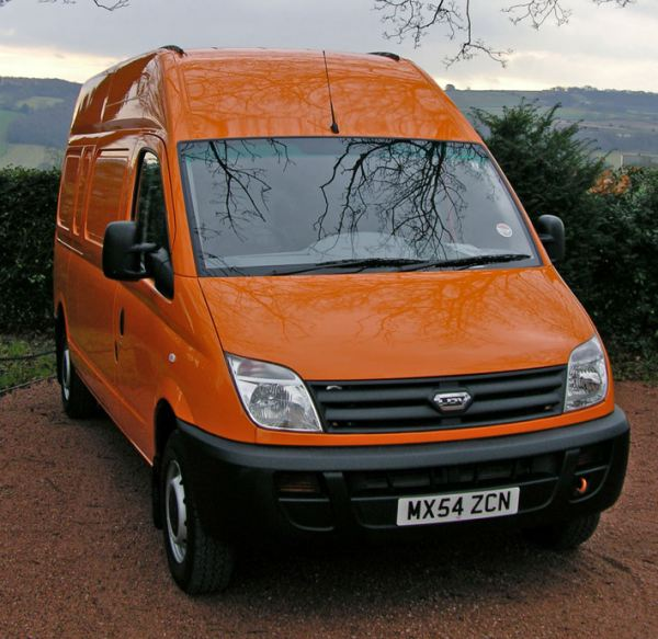 After a long an distinguished life, a new era was ushered in by the LDV Maxus van. (Picture: What Van? magazine)