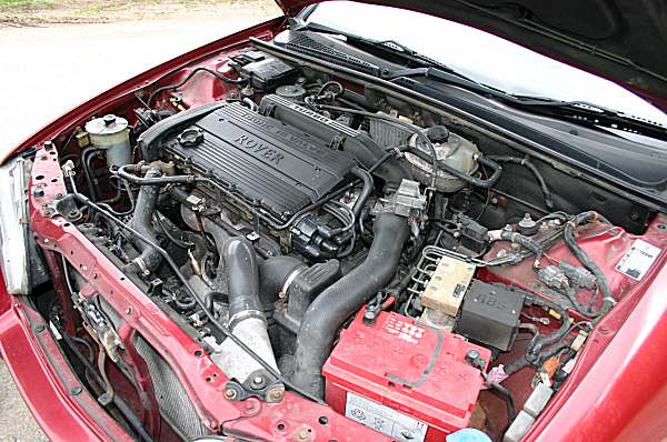 THE T-Series engine is fundamentally rugged, but suffers from a couple of minor weaknesses.