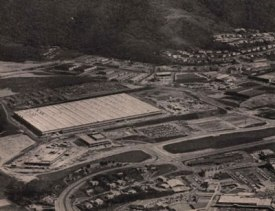 The Todd Park facility - Porirua, Wellington 1974