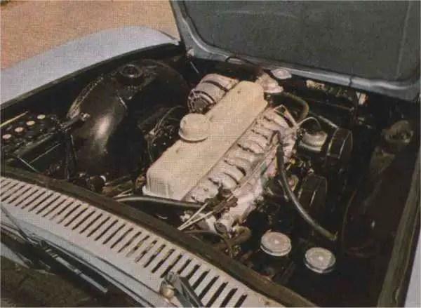 Triumph Fury prototype