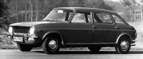 The 1968 Austin Maxi: All the ingredients for world success...