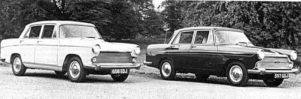 The Farina saloons were in dire need of replacement by the mid-1960s